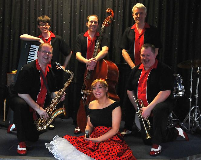 SwingZing Jump Jive and Swing band